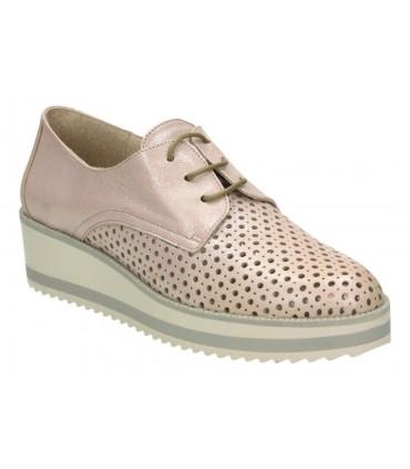 Zapatos para señora maria jaen 6080bn beige