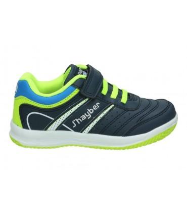 Zapatos para señora cuña vanelli anne 16 en azul