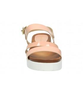 Sandalias para moda joven yokono capri-006 rojo