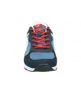 Zapatos pitillos 5110 plata para señora