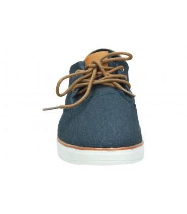 Zapatos para caballero planos jack & jones 12132869 en negro