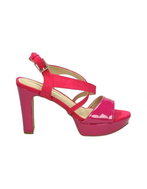 Zapatos riverty 608 marron para caballero