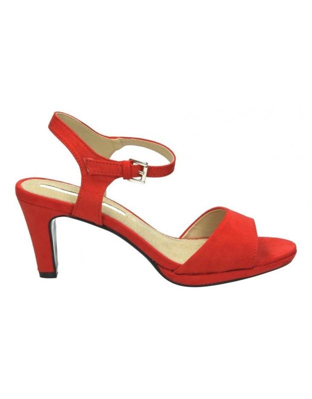 Zapatos para señora agatha 9007 plata