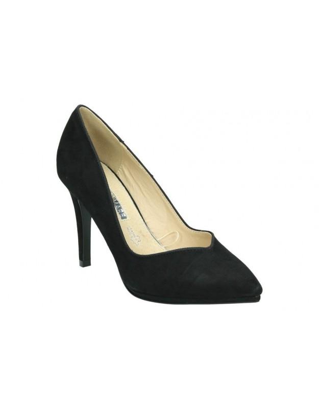 Sandalias para señora tacón pitillos 5104