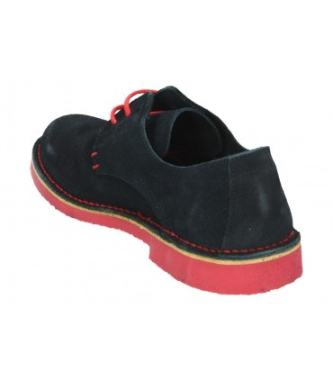 Kichua azul 132 zapatos para señora