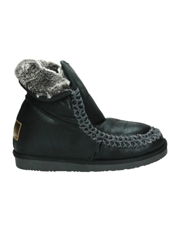 Chacal marron 4222 zapatos para moda joven