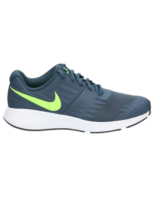 Zapatos para niño jhayber chitote azul