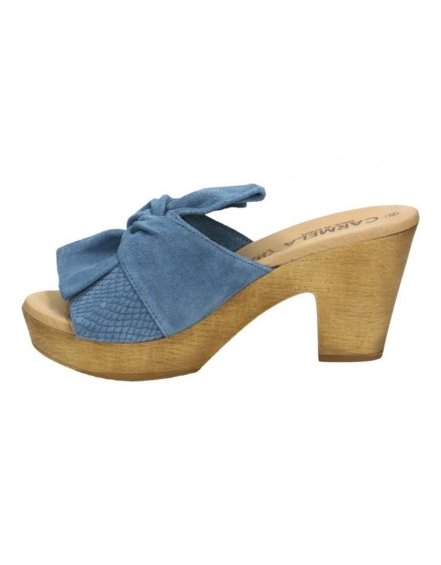 Zapatos para moda joven planos mtng 69192 en rosa