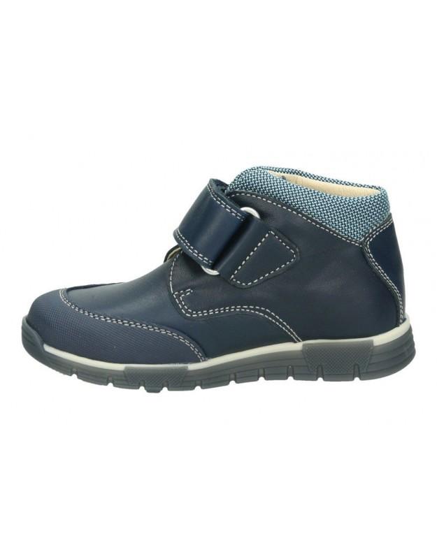 Zapatos molina 20400 azul para señora