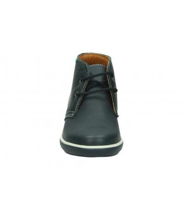 Zapato mocasín para caballero on foot 8903 negro