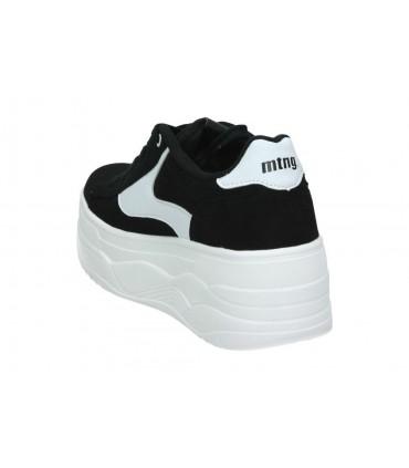 Deportivas casual de señora nike 905373 color negro