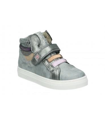 Botas para niño pablosky 038774 gris
