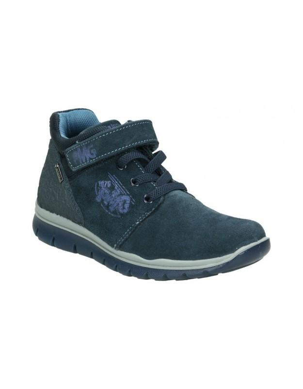 Zapatos pablosky 328220 azul para niña