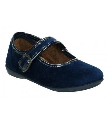 Zapatos para niña planos pablosky 042043 en rosa