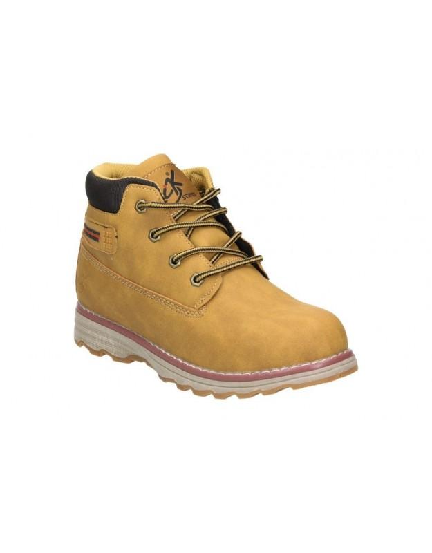 Zapatos casual de niña pablosky 041453 color gris