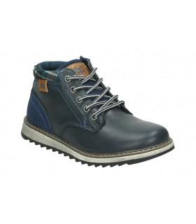 Botas color azul de casual pablosky 038732
