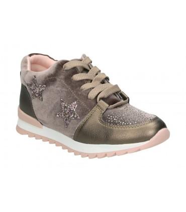 Zapatos para niña planos biomecanics 181143 b en morado