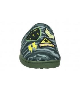 Zapatos para niña chk10 rosa 07 negro