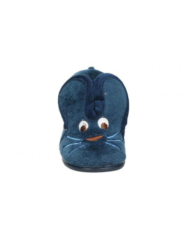 Zapatos lois 83864 azul para niño