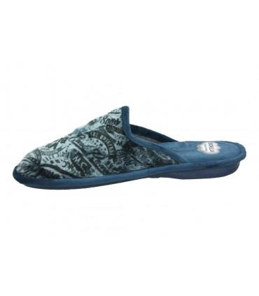 Zapatos para niño planos igor 10198 en azul