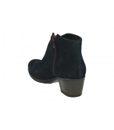 Pitillos negro 5281 zapatos para señora