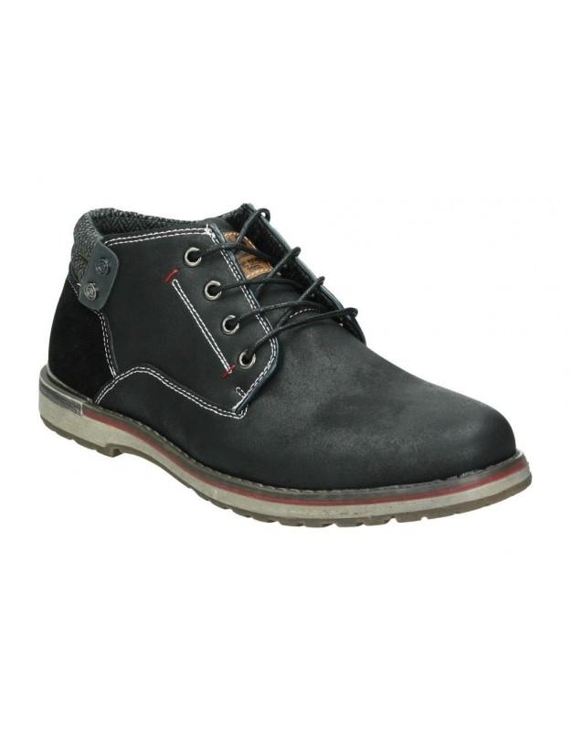 Zapatos casual de caballero himalaya 2271 color marron