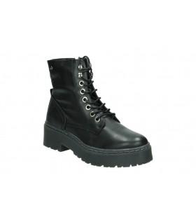 Zapatos nature 4005 negro para señora