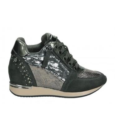 Zapatos de señora pitillos 5340 color rojo
