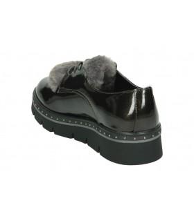 Zapatos daniela vega c521 rojo para señora