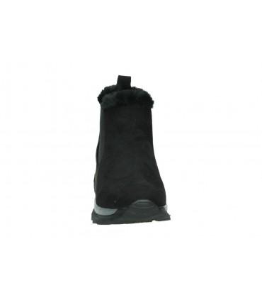 Botines color negro de casual tarke 6356