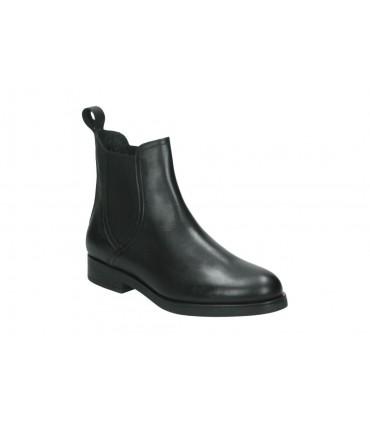 Botines casual de moda joven refresh 64760 color negro