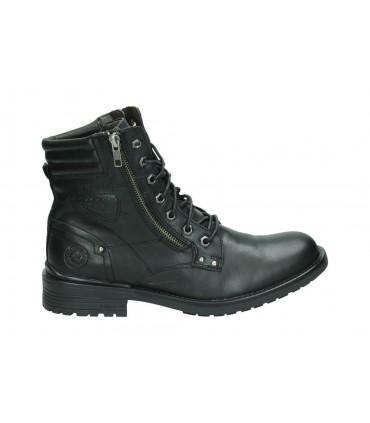 Refresh negro 64810 botines para moda joven