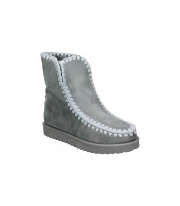 Zapatos casual de caballero kangaroos 9515-11 color negro