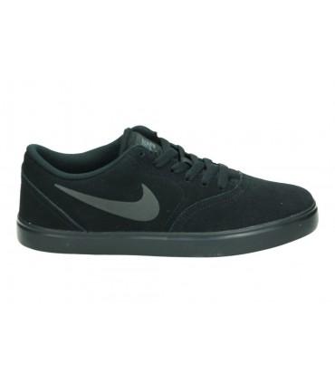 Zapatos color negro de casual amarpies abd13371