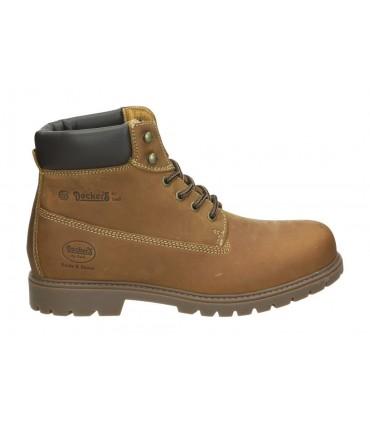 Zapatos casual de caballero jack & jones 12141001 color marron