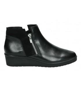 Zapatos para caballero planos freemod b013-103 en negro