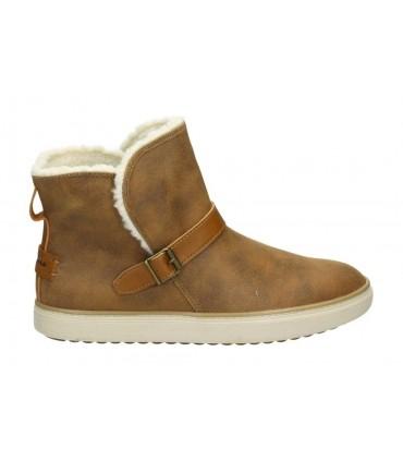 Zapatos vulky d800545 rojo para moda joven