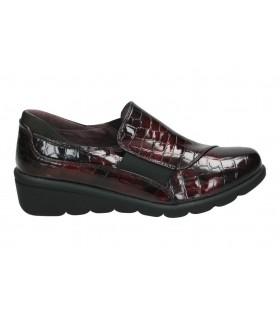 Zapatos para señora cuña vulky s901120 en negro