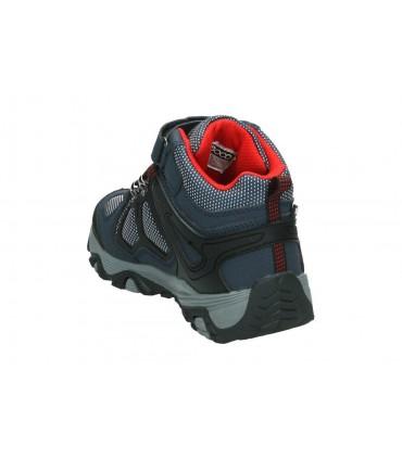 Botas casual de caballero skechers 64857-blk color negro