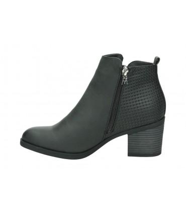 Zapatos mauri moda iv6273 azul para señora