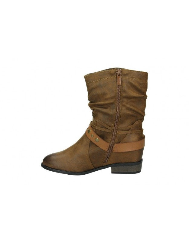 Zapatos casual de moda joven maria mare 62109 color gris