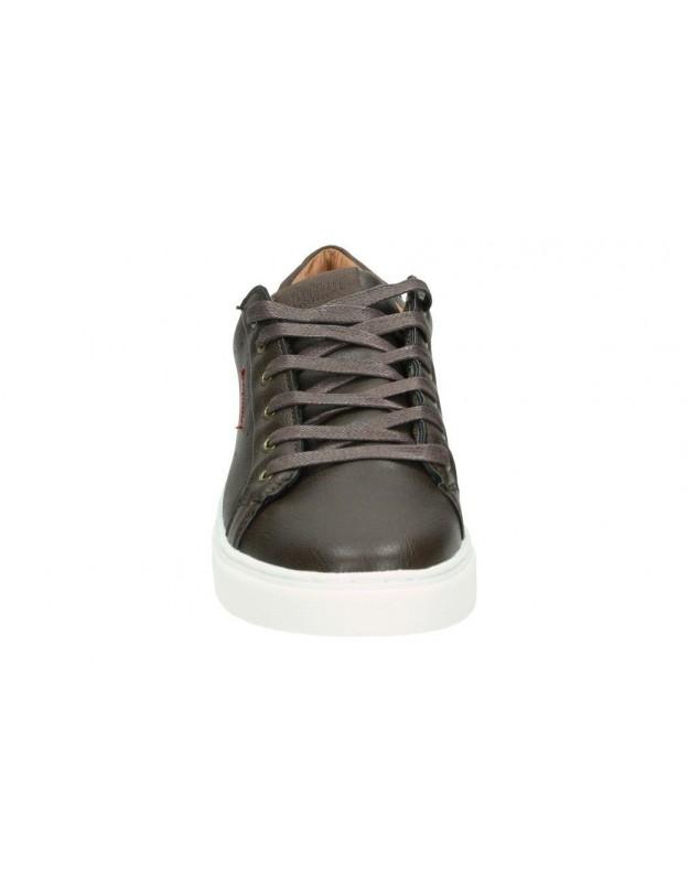 Zapatos para moda joven coolway choco rojo