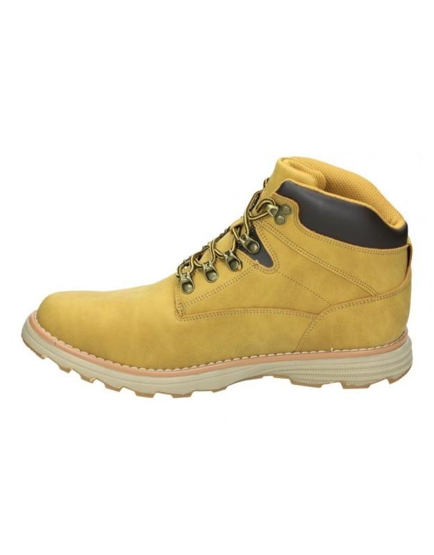 Zapatos para caballero jhayber za580623 negro