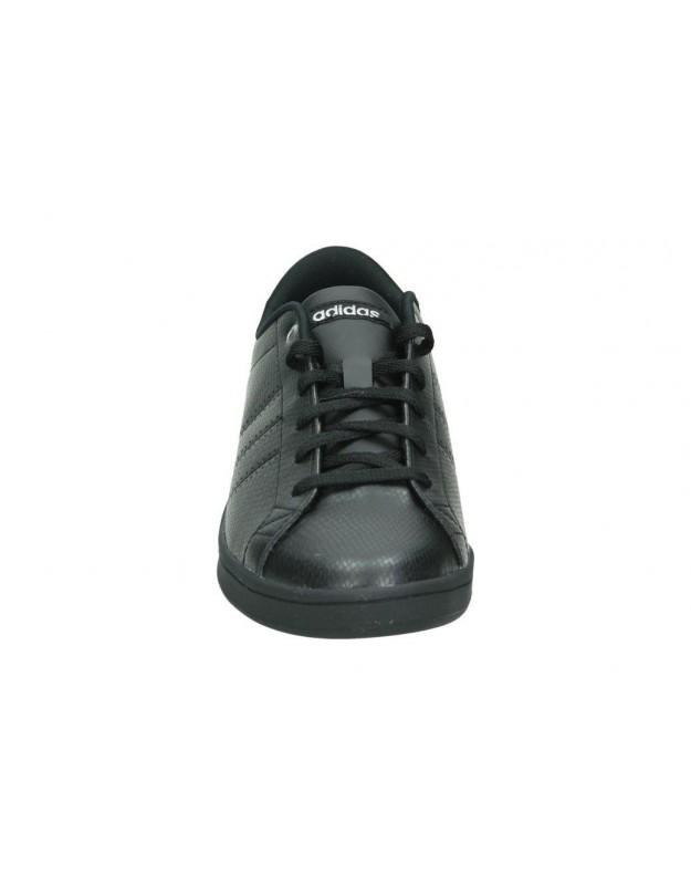 Zapatos casual de moda joven coolway choco color negro
