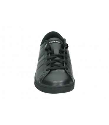 Zapatos casual de moda joven coolway choco color negro