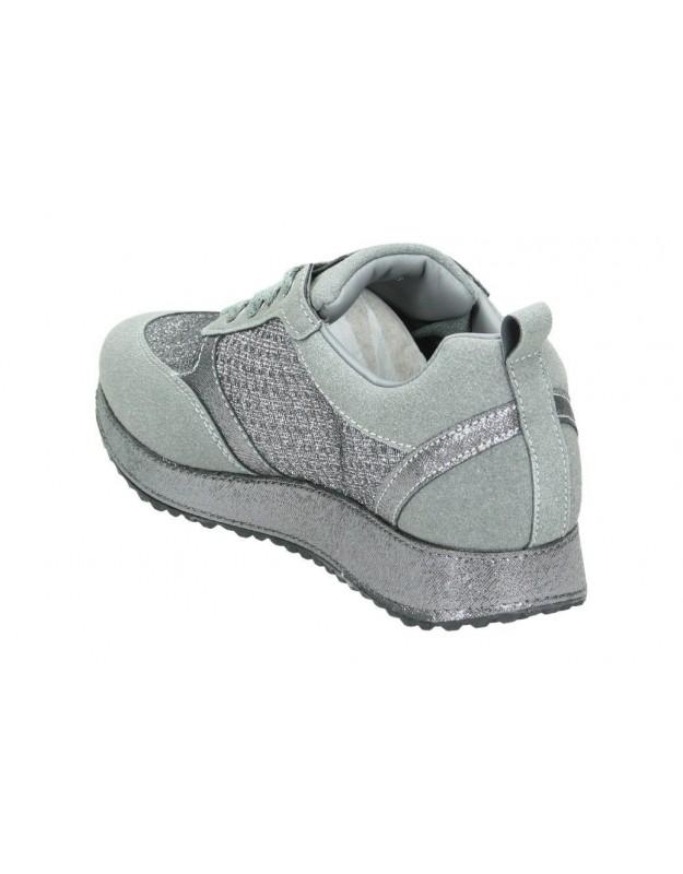 Zapatos j.smith tibua gris para niño