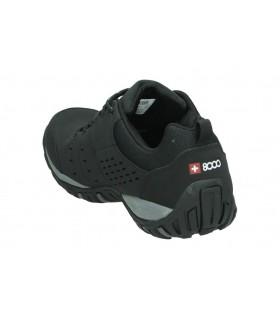 Zapatos casual de caballero fluchos f0387 color negro