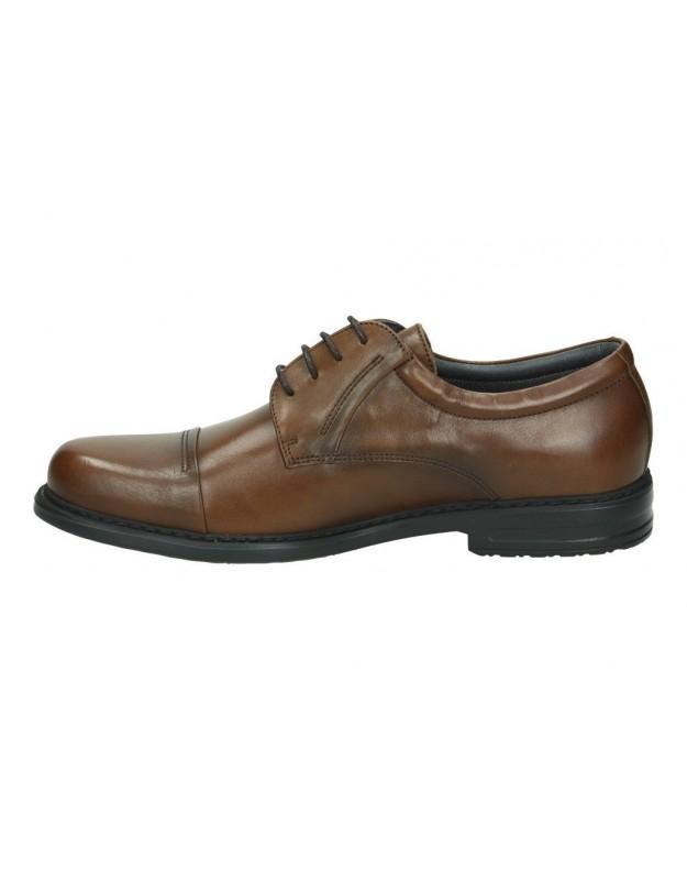 Zapatos vestir de moda joven carolina boix 70111 color rojo