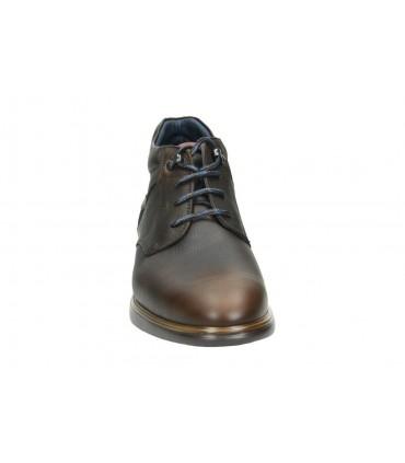 Zapatos casual de caballero dunlop 35291 color marron