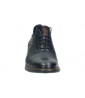 Zapatos color azul de casual fluchos f0391